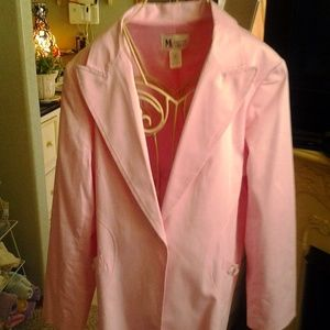 Beautiful pink pantsuit